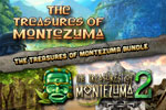 The Treasures of Montezuma Bundle combines the first and second fabulous match-3 games!