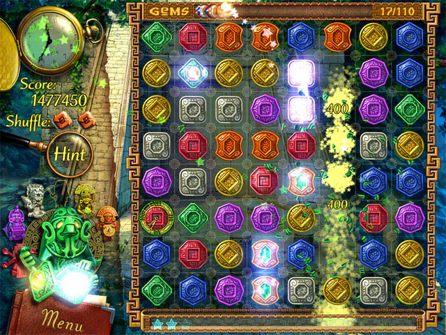The Treasures of Montezuma Bundle screen shot
