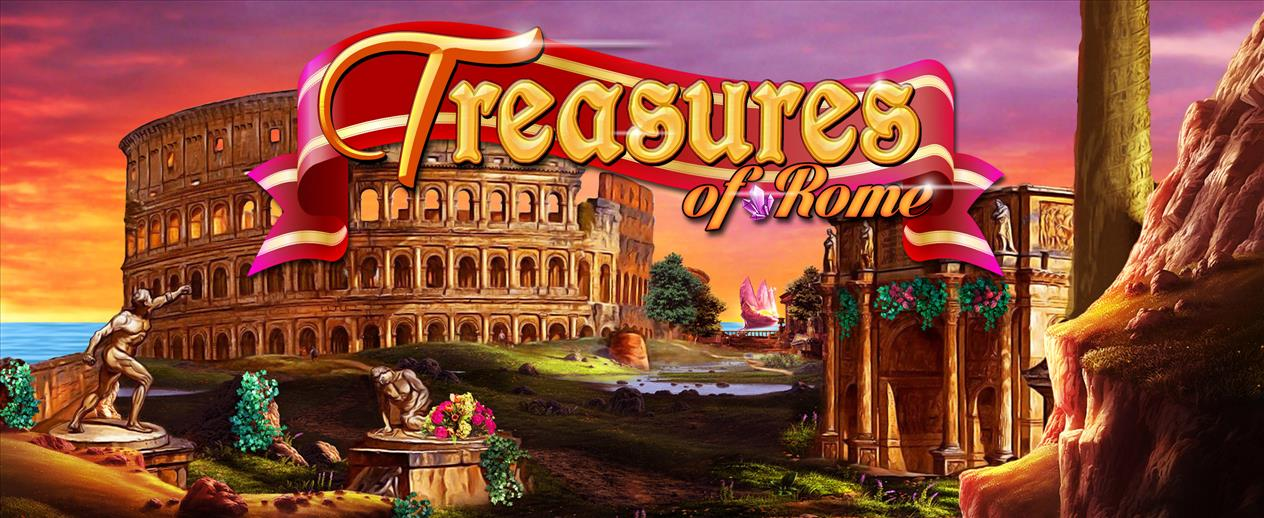 Treasures of Rome - Explore ancient Rome!