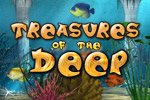 Solve underwater brick-breaking puzzles in Treasures of the Deep!