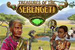 Treasures of the Serengeti is a unique match 3 and musical puzzle game!
