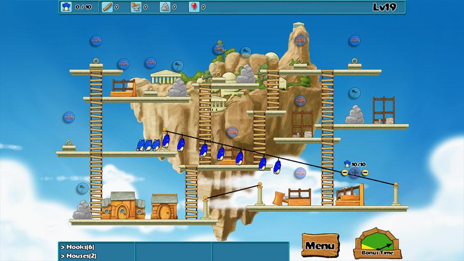 Tribloos 2 screen shot