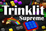 Trinklit is completely different from other puzzle games and tons of fun!
