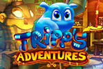 Can you reach the top of the tower in Tripp's Adventures?  Solve puzzles by changing Tripp's state - from solid to liquid to gas and back again!