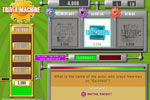 Screenshot of Trivia Machine