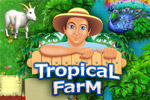 Plant, grow, and harvest a field full of fun in Tropical Farm!