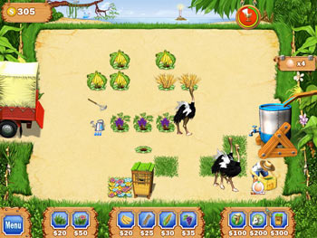 Tropical Farm screen shot
