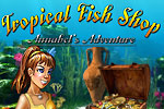 Help Annabel save the Tropical Fish Shop by collecting colorful creatures!