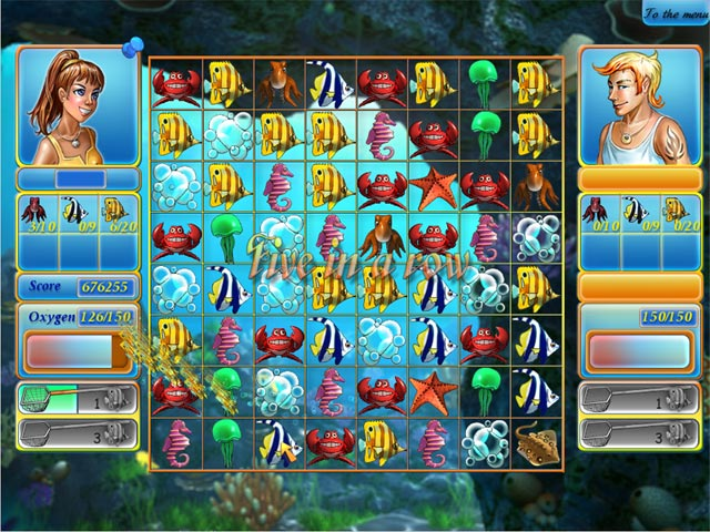 Tropical Fish Shop - Annabel's Adventure screen shot