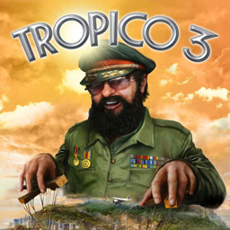 Tropico 3 Gold - Run your own country in Tropico 3. Are you a good leader or a terrible one? - logo