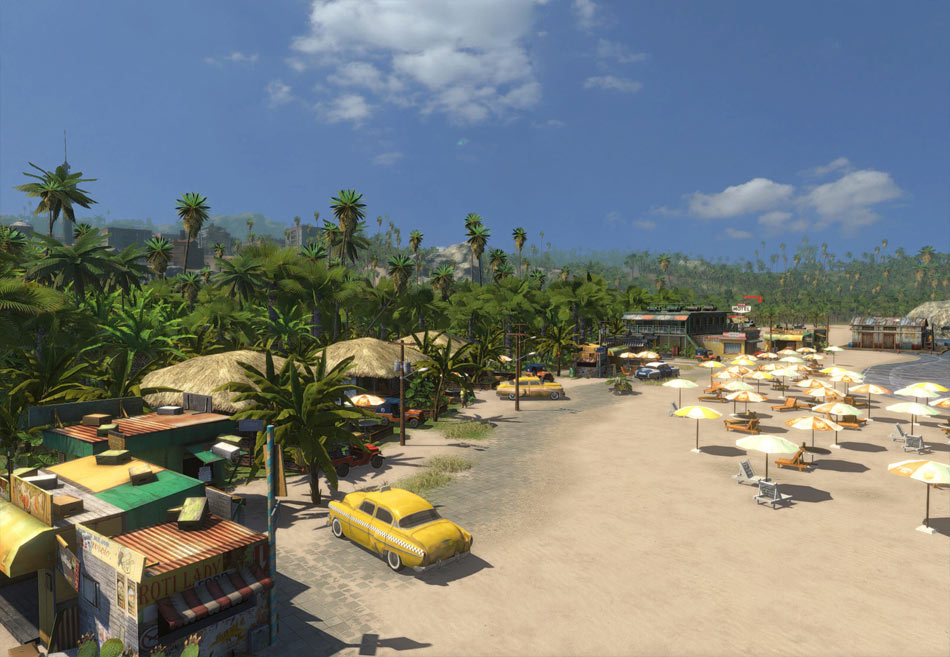Tropico 3 Gold screen shot