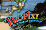 Go on vacation with Tropix Deluxe, a fun match-3 and puzzle game! Visit exotic islands where life is just a game.