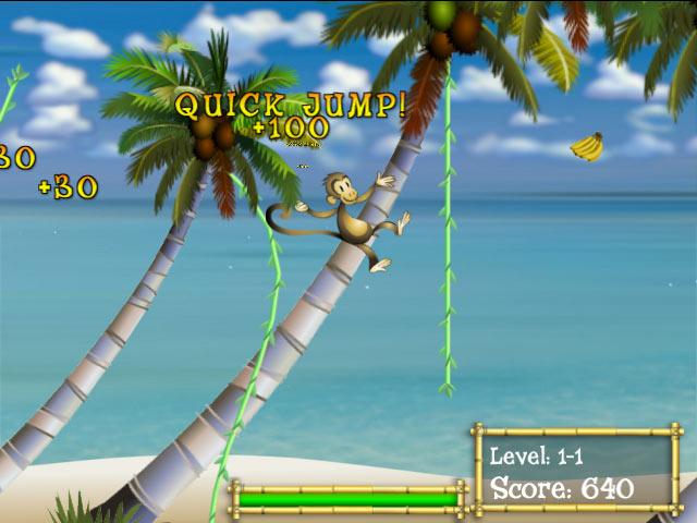 Tropix Deluxe screen shot