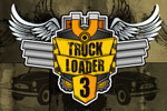 Move the Loader and use its magnet to get the boxes onto the trucks in this physics-based puzzler, Truck Loader 3!