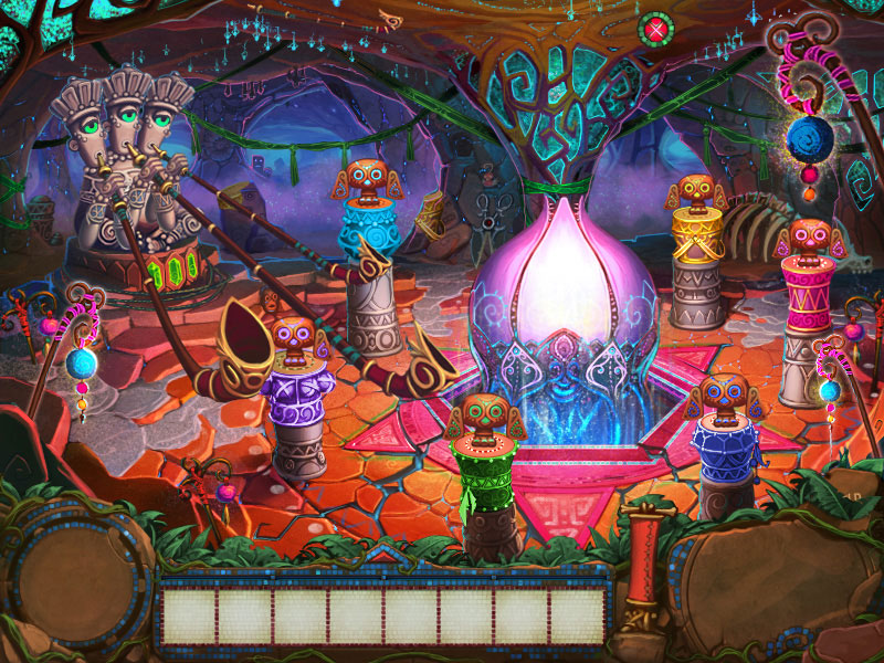 Tulula: Legend of a Volcano screen shot