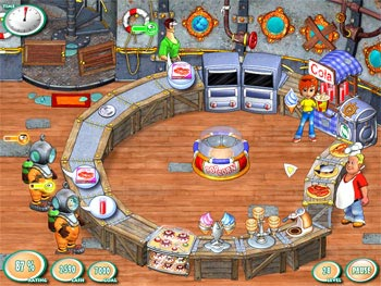 Turbo Pizza screen shot