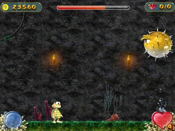 Turtle Odyssey screen shot