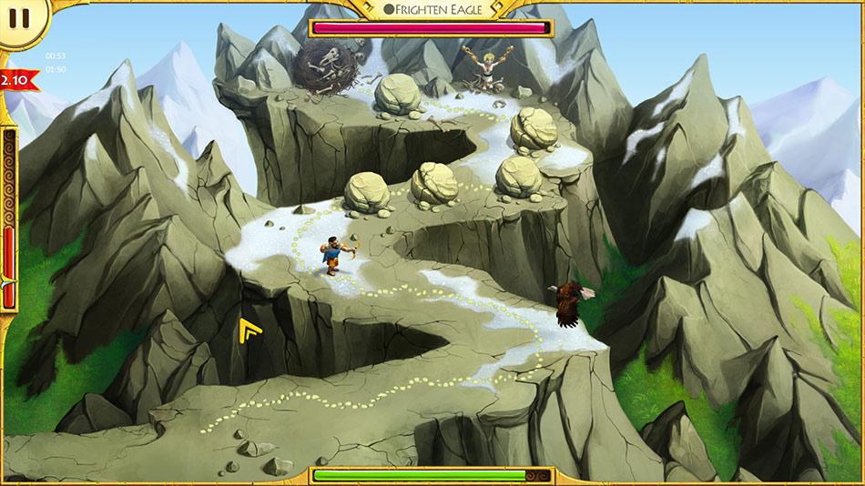 12 Labors of Hercules screen shot