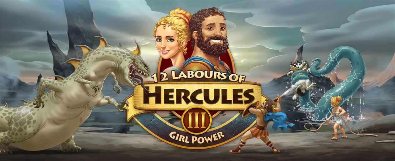 12 Labours of Hercules III: Girl Power - Help Megara free Hercules!
