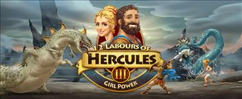 12 Labours of Hercules III: Girl Power - image