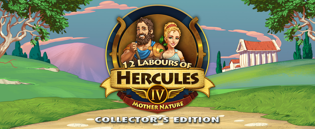 12 Labours of Hercules IV: Mother Nature Collector's Edition - Save Mother Nature! - image