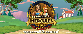 12 Labours of Hercules IV: Mother Nature Collector's Edition - image