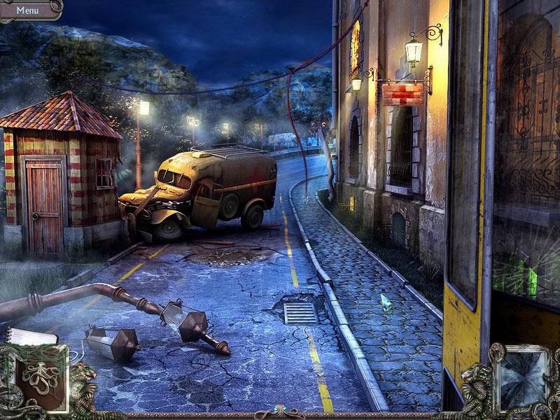 Twisted Lands: Insomniac screen shot