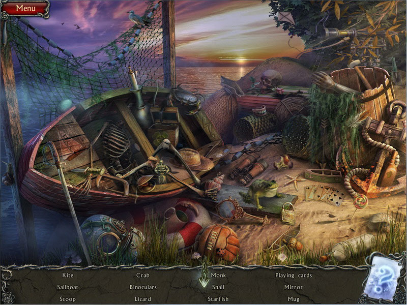 Twisted Lands: Origin screen shot