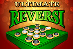 Cover more of the board than your opponents and get the highest number of pieces left on the board in Ultimate Reversi!