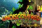 Find hidden clues and artifacts in Undiscovered World - The Incan Sun!