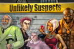 Unlikely Suspects is a whodunnit hidden object game with 4000 outcomes!
