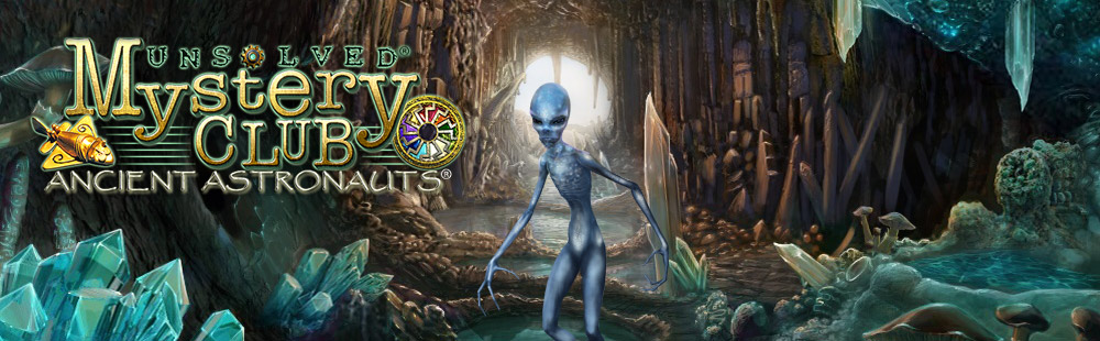 Unsolved Mystery Club®: Ancient Astronauts® Collector's Edition