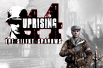 A unique combination of third person shooter and real time strategy will have you reliving World War II in Uprising 44:  The Silent Shadows.
