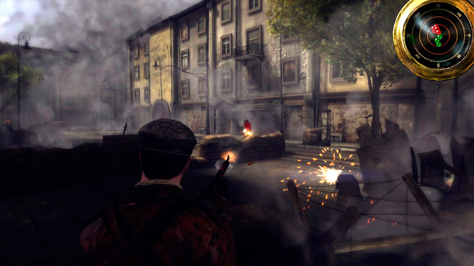 Uprising 44: The Silent Shadows screen shot