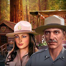 Vacation Adventures: Park Ranger 2 - Explore the beautiful Pinecreek Hills National Park and join the Rangers for Vacation Adventures: Park Ranger 2, a hidden object game! - logo