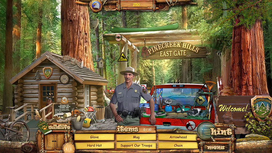 Vacation Adventures: Park Ranger 2 screen shot