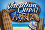 Travel Down Under in the latest episode of the hit seek-and-find adventure series, Vacation Quest™ - Australia!