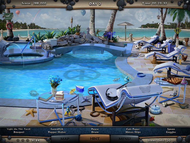 Vacation Quest - The Hawaiian Islands screen shot