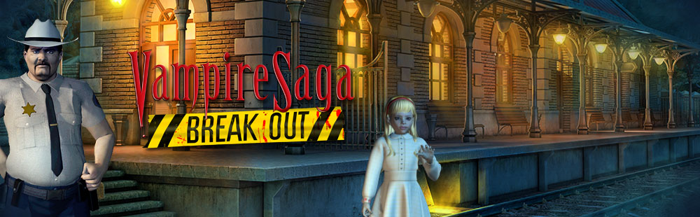 Vampire Saga 3: Break Out