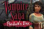 Explore eerie locations in Vampire Saga - Pandora's Box, a chilling hidden-object game!