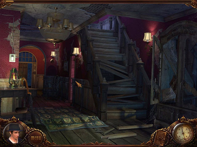 Vampire Saga - Pandora's Box screen shot