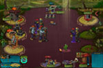 Screenshot of Vampires vs. Zombies