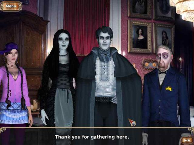 Vampireville screen shot