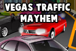 It's time to tame the traffic of Sin City in Vegas Traffic Mayhem! Play FREE now.