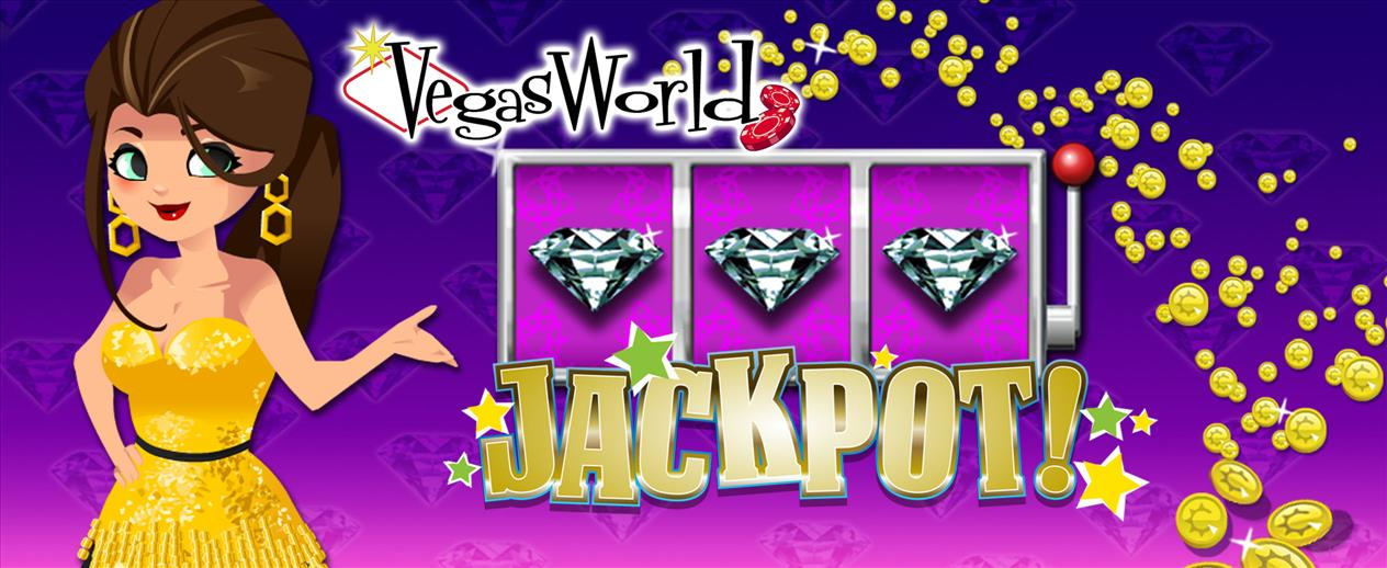 Vegas World - Play. Party. WIN! - image