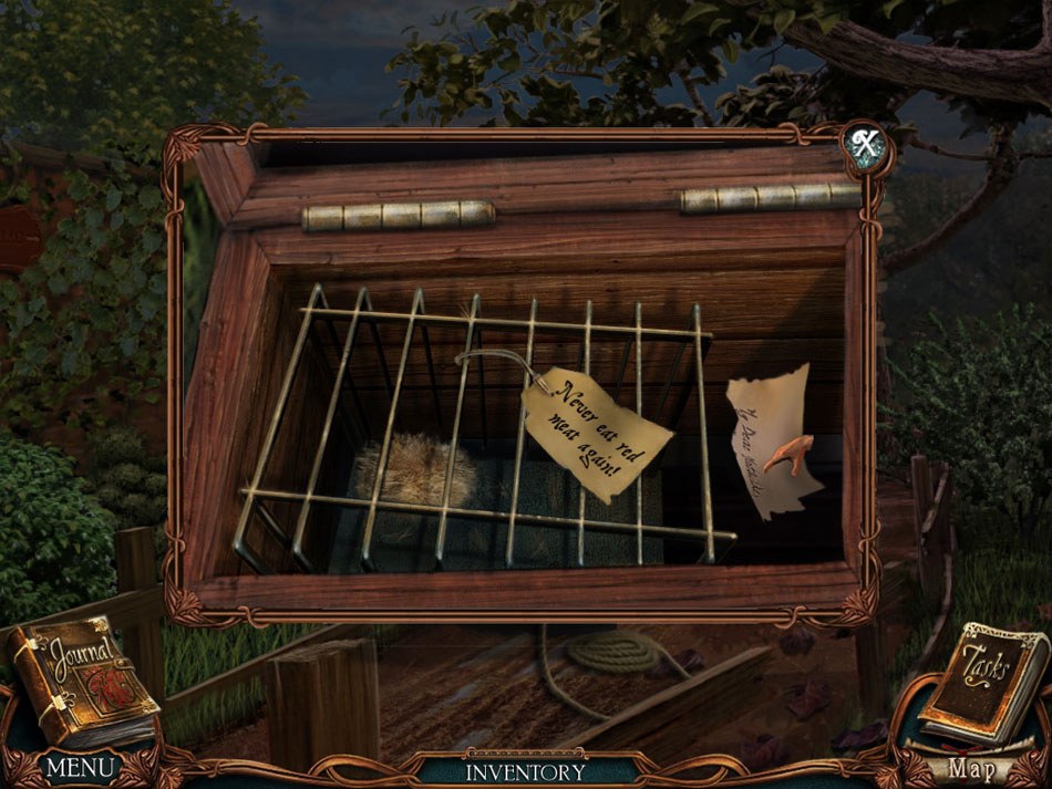 Victorian Mysteries®: The Yellow Room screen shot
