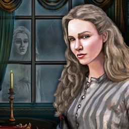 Victorian Mysteries: Woman in White - Scour beautiful, detailed scenes in Victorian Mysteries: Woman in White! - logo