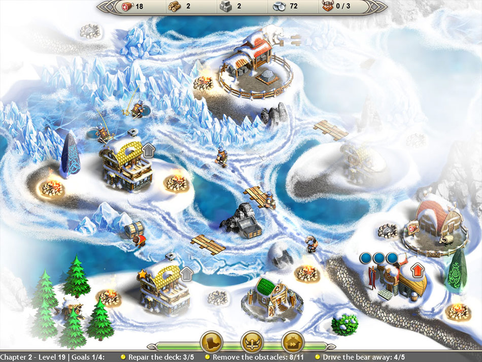 Viking Saga screen shot