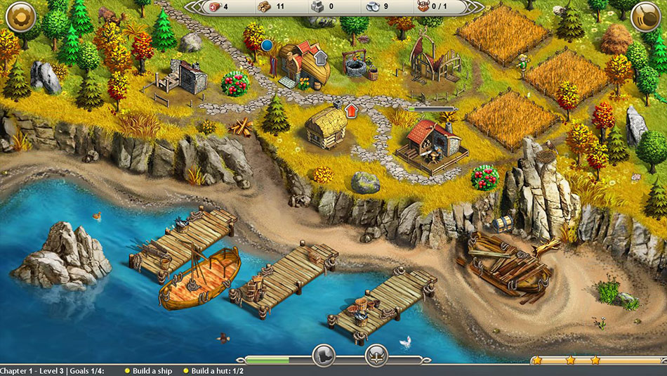 Viking Saga: New World screen shot