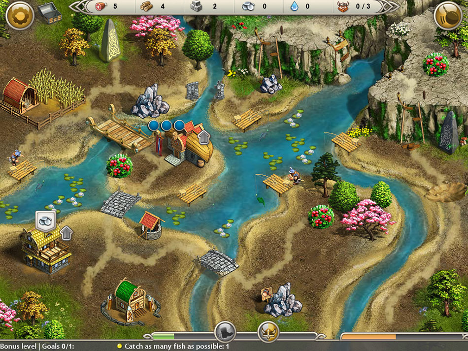 Viking Saga: Epic Adventure screen shot